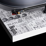 Debut Carbon Esprit // The Beatles 1964 Turntable // White