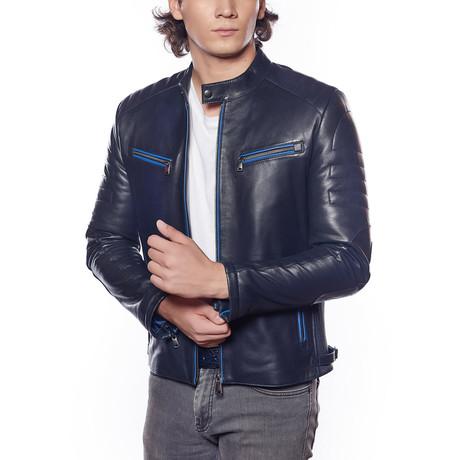 Ronin Jacket // Navy (XL)