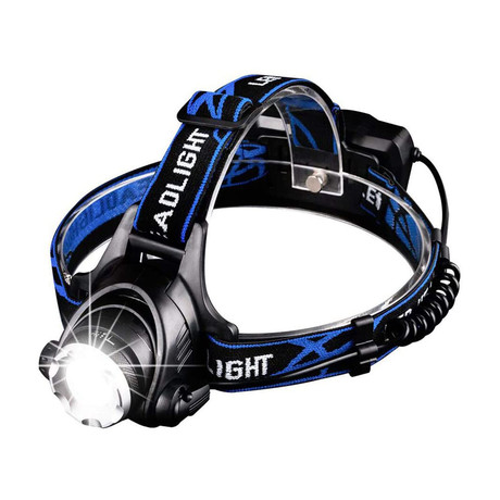 USB Rechargeable Headlamp // 1 Light