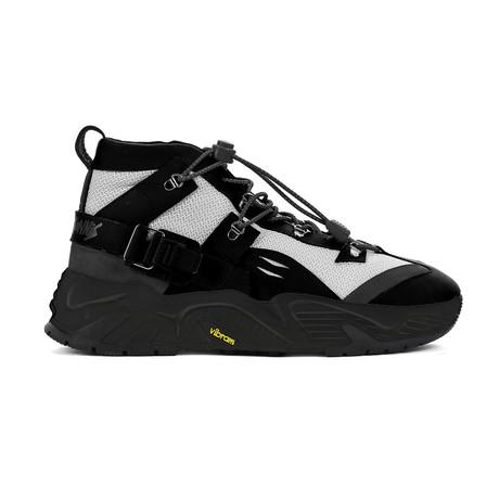 The DTT Sneaker // Black + White (US: 7)