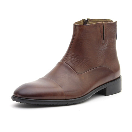 Luka Dress Boot // Tobacco (Euro: 39)