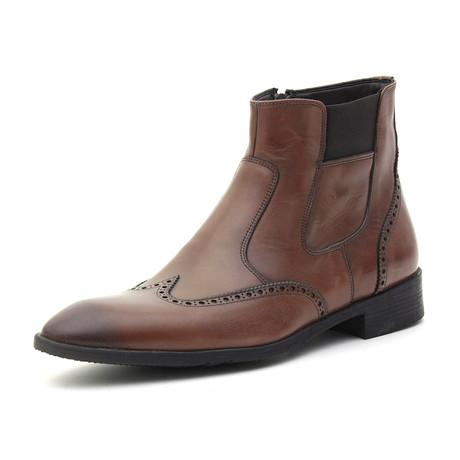 Owen Dress Boot // Tobacco (Euro: 39)