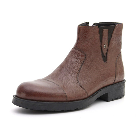 Ernest Dress Boot // Tobacco (Euro: 39)