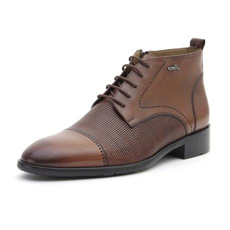 Levi Dress Boot // Tobacco (Euro: 39)