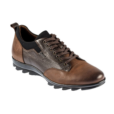 Eduardo Sport Shoe // Brown (Euro: 39)
