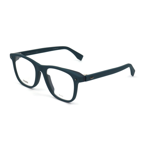 Men's 0020 Optical Frames // Navy Blue