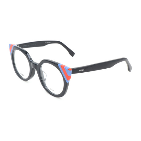 Women's 0246 Optical Frames // Dark Blue
