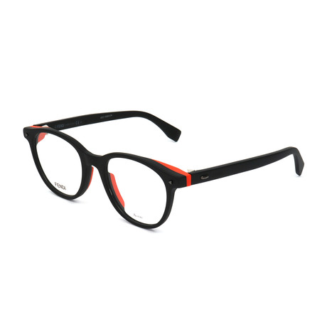 Men's 0019 Optical Frames // Black
