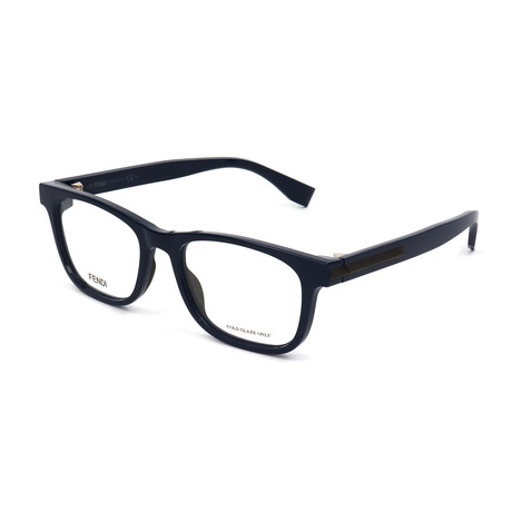 Men's 0037 Optical Frames // Dark Blue