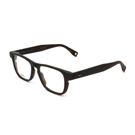 Men's 0016 Optical Frames // Matte Dark Havana