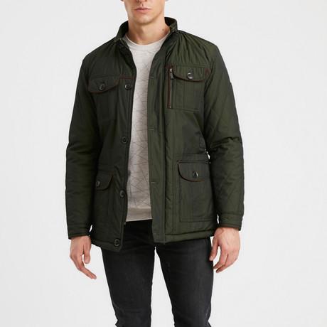 Gauge Coat // Green (S)