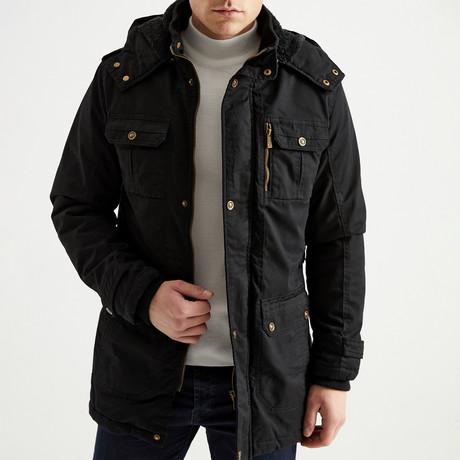 Kendrick Coat // Black (S)