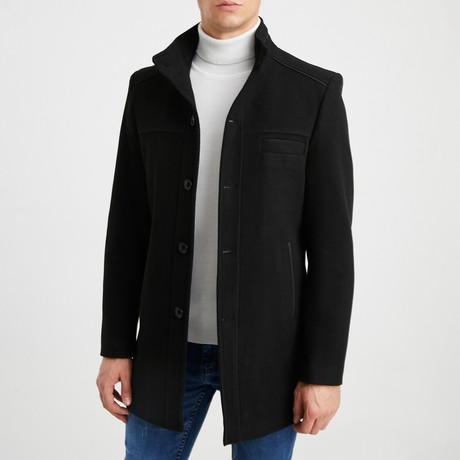 Carter Coat // Black (S)