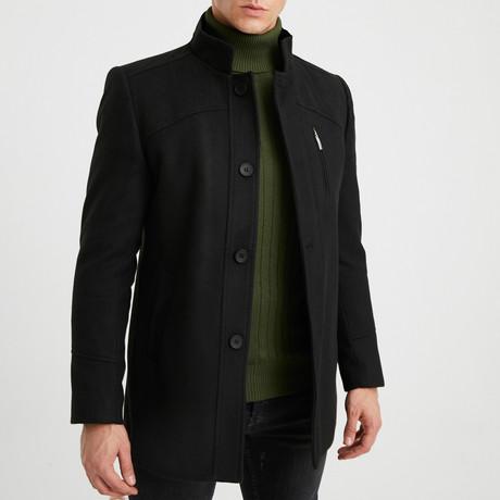 Keith Coat // Black (S)