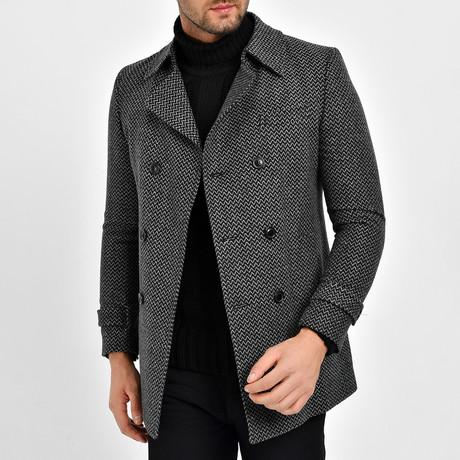Walker Coat // Gray (S)