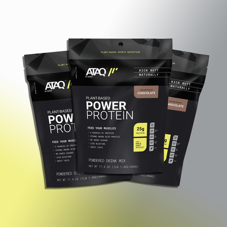 Chocolate Protein Mega Pack // 3 Pouches