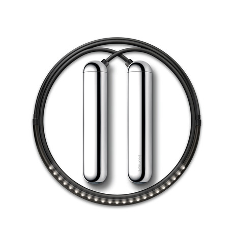 Smart Rope // Chrome (Medium)