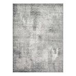 """Unique Loom Rainier Sofia Rug // Gray (96"""" x 132"""")"""