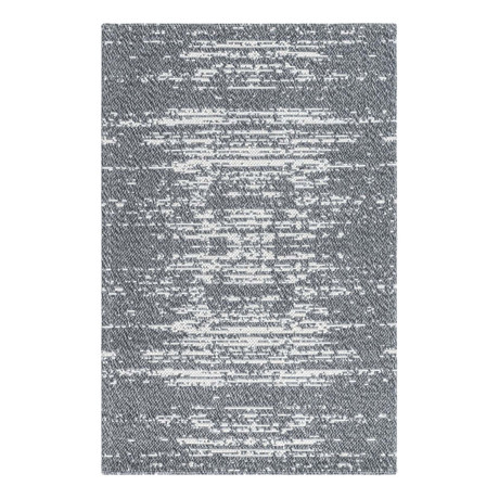 "Unique Loom Static Decatur Rug // Gray (26"" x 36"")"