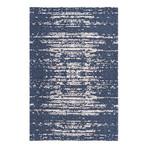 "Unique Loom Static Decatur Rug // Navy Blue (26"" x 36"")"