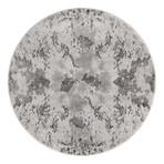 """Unique Loom Metro Glaze Rug // Light Gray // Round (48"""" x 48"""")"""