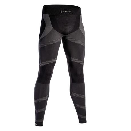 Iron-Ic // Long Performance Pants // Black (S/M)