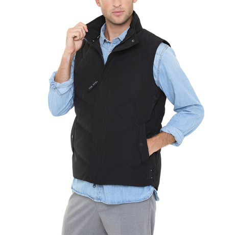Heated Vest // Black (Small)