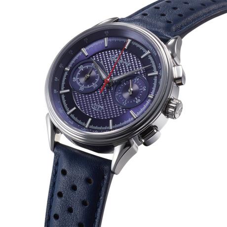 Reverie GT Chronograph Mechaquartz // Marianna Blue GT