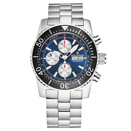 Revue Thommen Divers Chronograph Automatic // 17030.6125