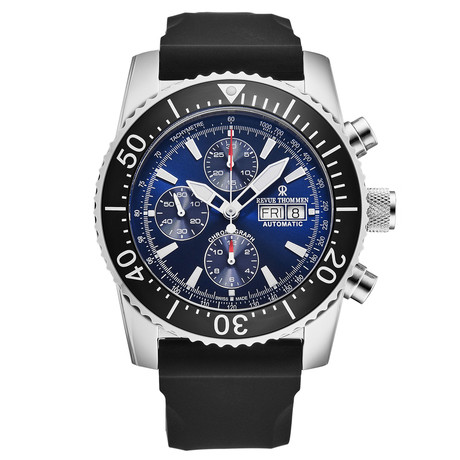 Revue Thommen Divers Chronograph Automatic // 17030.6523