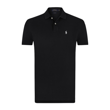 Polo Shirt // Black (S)