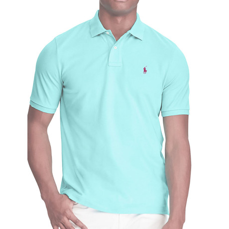 Polo Shirt // Sky Blue (S)