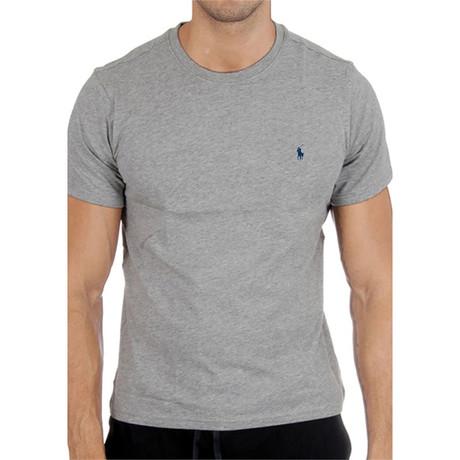 Crew Neck T-Shirt // Gray (S)