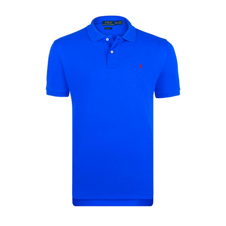 Polo Shirt // Royal Blue (S)