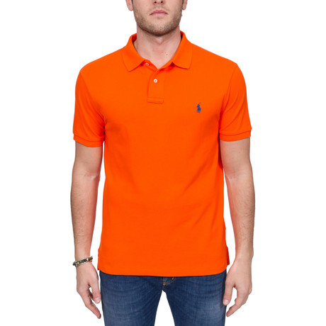Polo Shirt // Desert Orange (S)