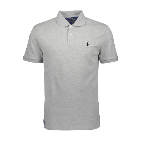 Polo Shirt // Gray (S)