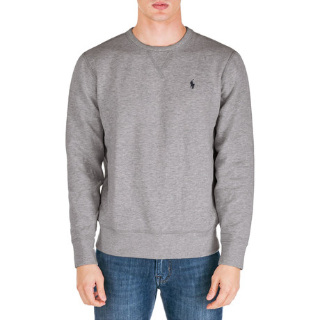 Crew Neck Sweatshirt // Gray (S)