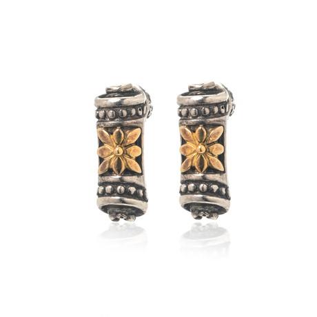 Konstantino Penelope Sterling Silver Earrings // Store Display