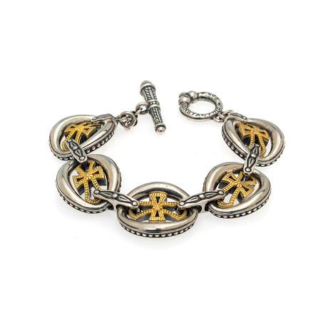 Konstantino Penelope Sterling Silver Bracelet II // Store Display