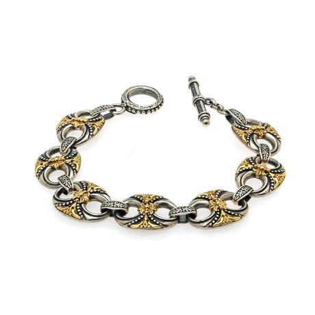 Konstantino Hebe Sterling Silver Bracelet // Store Display