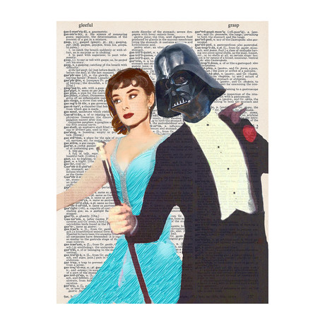 Audrey and Darth