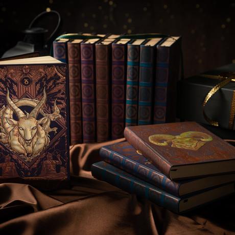 Zodiac Notebook Bundle // Includes All 12 Zodiac Notebooks