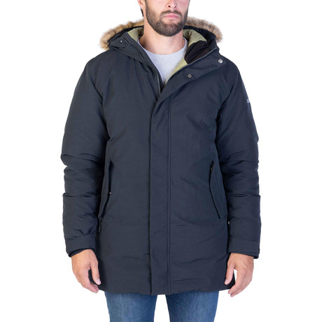 Urban Expedition Down Parka // Muted Black (Small)