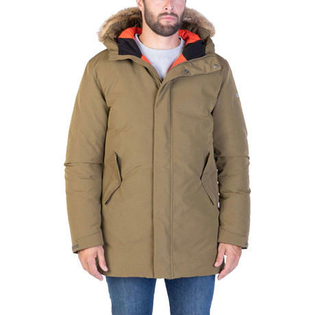 Urban Expedition Down Parka // Military Olive (Small)