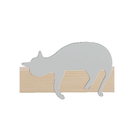 Cat's Meow // Oscar // Set of 2 (Gray)