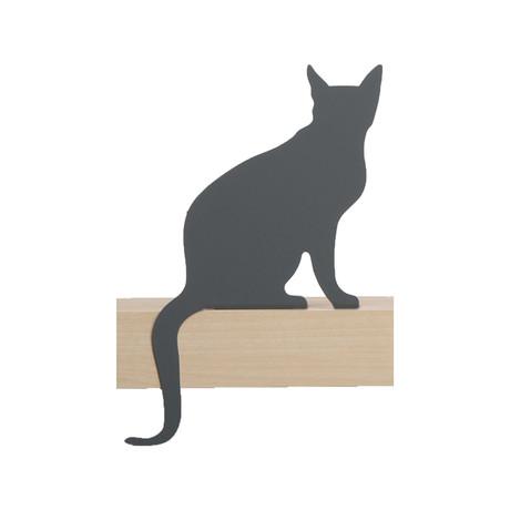 Cat's Meow // Diva // Set of 2 (Gray)