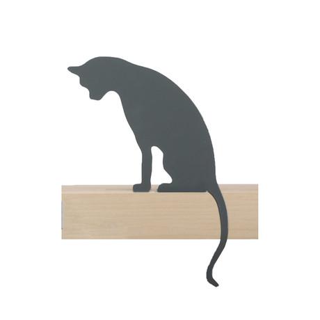 Cat's Meow // Princess // Set of 2 (Gray)