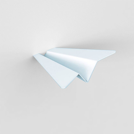 Paper Plane Wall Hanger // 3 Hangers