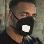 Clevair Wearable Purifier + Interchangeable Mask System