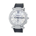 Chopard Imperiale Chronograph Automatic // 384211-1001 // New